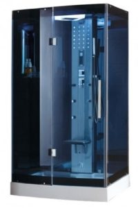 Pacifica Jetted Steam Shower