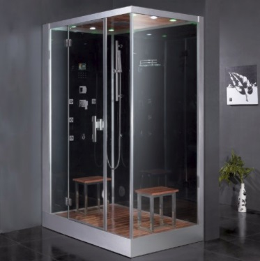 ariel steam shower 961